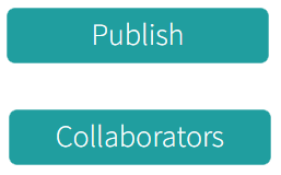 Publish and Collaborator buttons