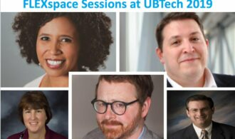 Wow! Thought Leaders and FLEXspace Friends Presenting at UBTech 2019