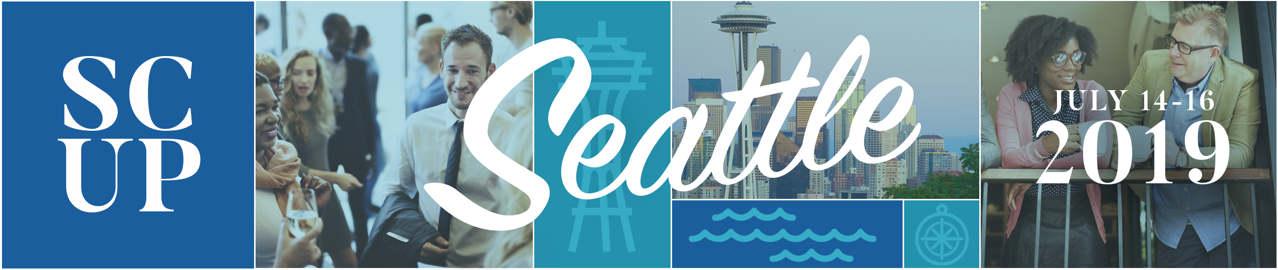 SCUP19 Seattle
