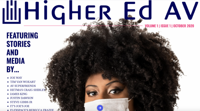 HigherEd AV Magazine